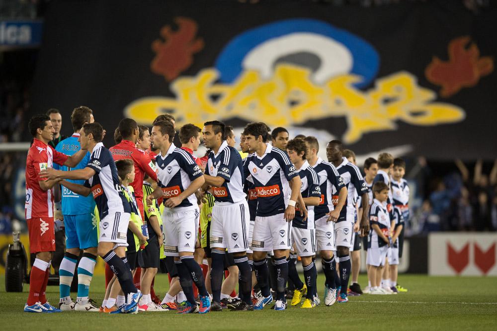 PHOTOS: A-League 2012/13 - Rd01 - Victory v Heart - 1-2 - 5-Oct-12