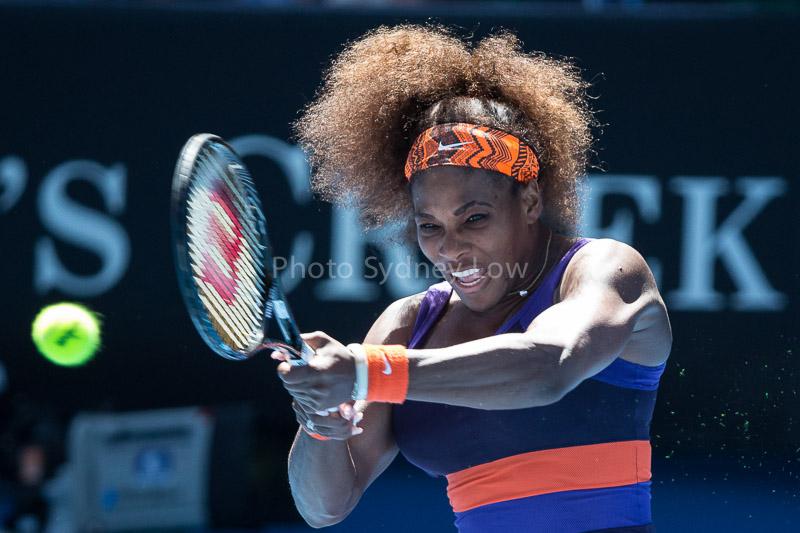 Tennis 2013: Australian Open JAN 23