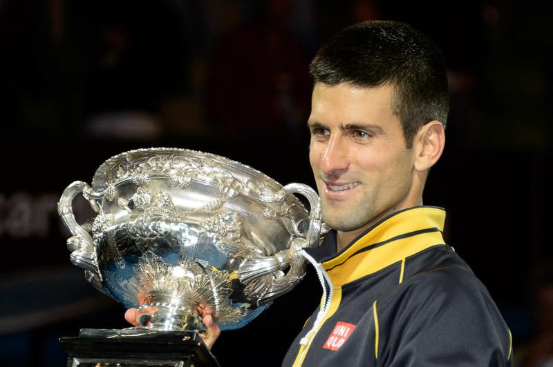 Tennis 2013: Australian Open JAN 27