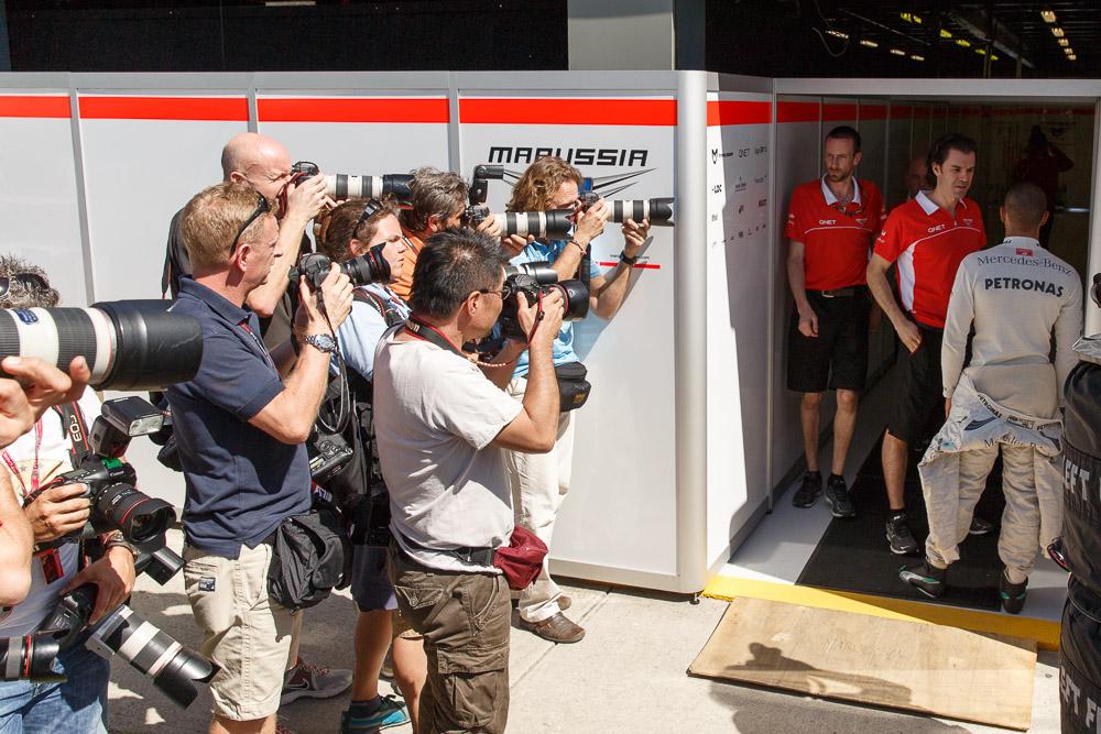 Formula 1 – Melbourne –2013