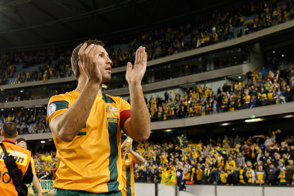 Socceroos –the end of an era?