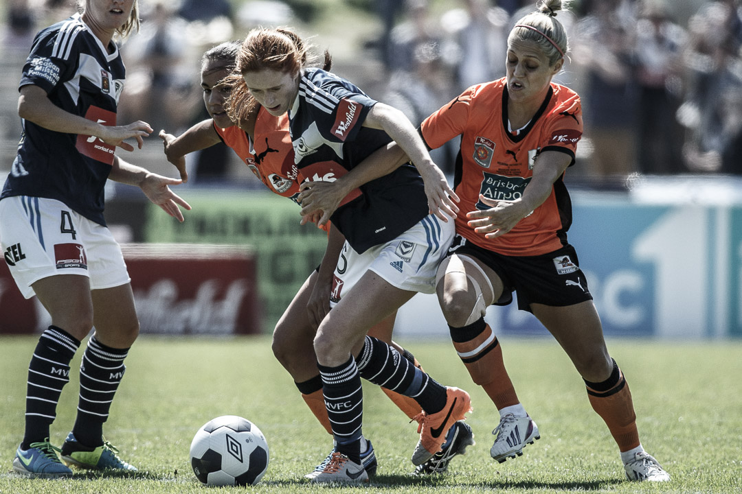 W-League grand final – 2014 – Melbourne Victory def Brisbane Roar 2-0
