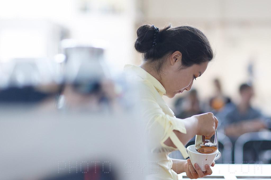 Australian Latte art championships 2014