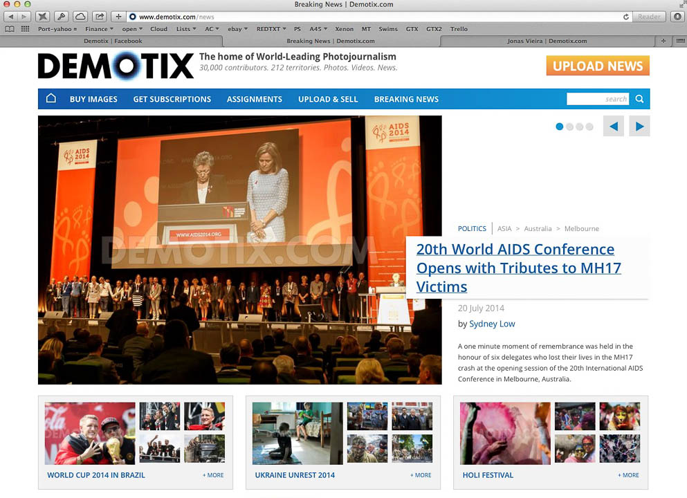 20th International AIDS Conference