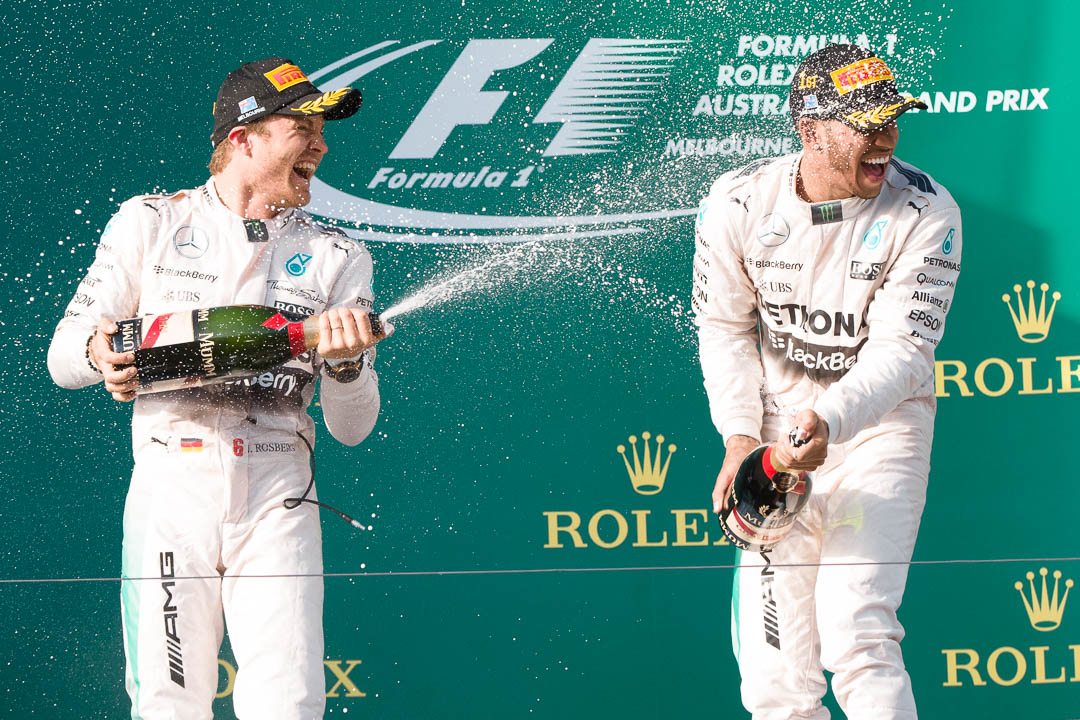 2015 Australian Formula One