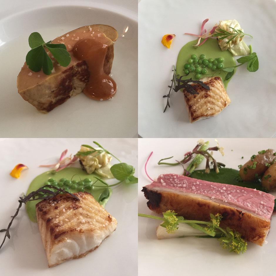 Paris dining 2015