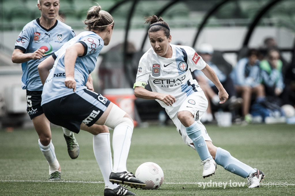 Melbourne City wins 2015-16 W-League in its first season
