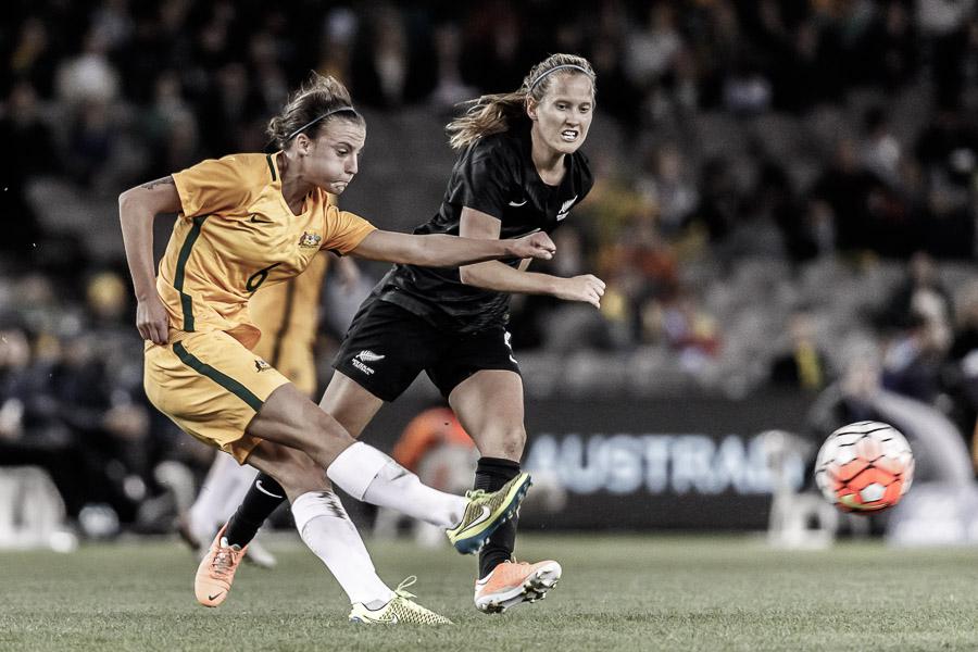 Australian Matildas v New Zealand Ferns