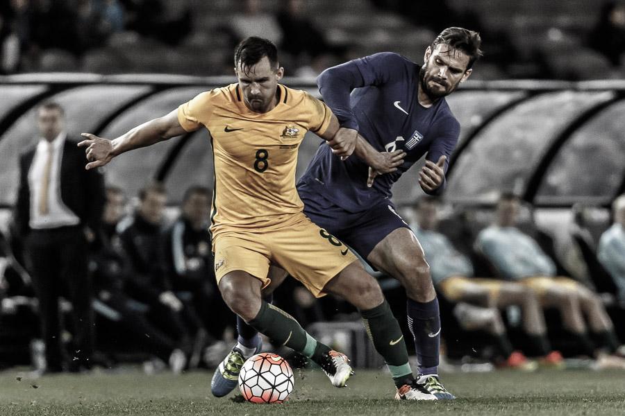 Soccer: Australian Socceroos v Greece