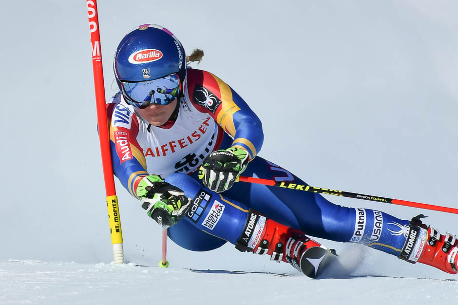 Shooting the FIS Alpine World Ski Championships St Moritz