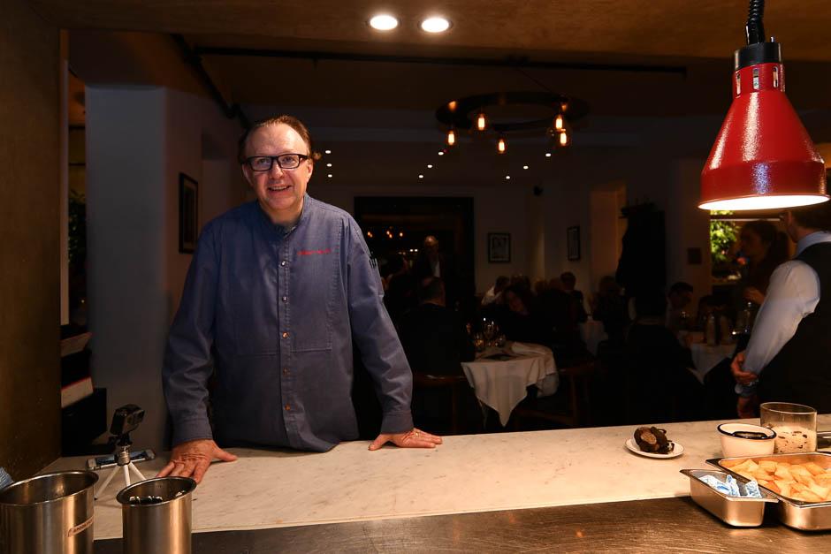 Philippe Mouchel 25 year celebration dinner